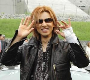 YOSHIKIさん(X JAPAN)の手相