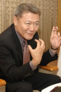 國村隼さん(俳優)の手相