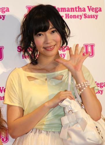 指原 莉乃さん(アイドル・HKT48)の手相