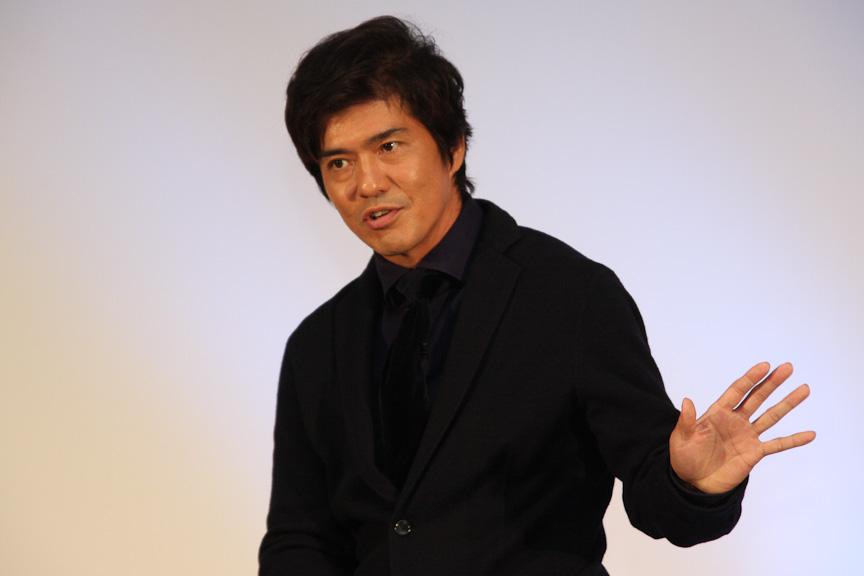 佐藤浩市さん(俳優)の手相