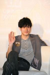 松山 ケンイチさん(俳優)の手相