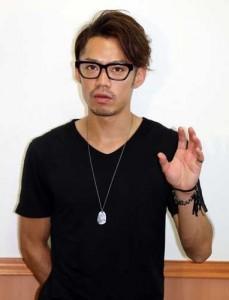 高橋 大輔さん(フィギュアスケート選手)の手相