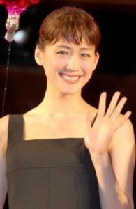 綾瀬 はるかさん(女優)の手相
