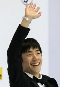 織田 信成さん(フィギュアスケート選手)の手相