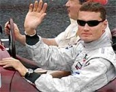 デビッド・クルサード さん(F1ドライバー)の手相