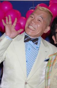 ウド鈴木 さん(お笑い芸人)の手相
